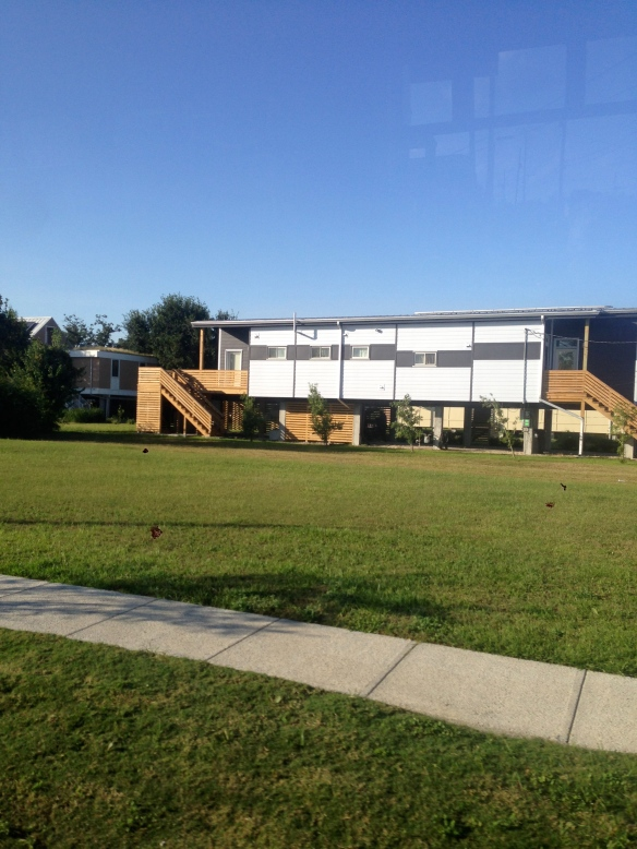 New home in 9th ward