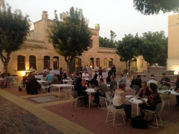 Reception at the San Antonio Art Museum before Joe Seipel's Keynote